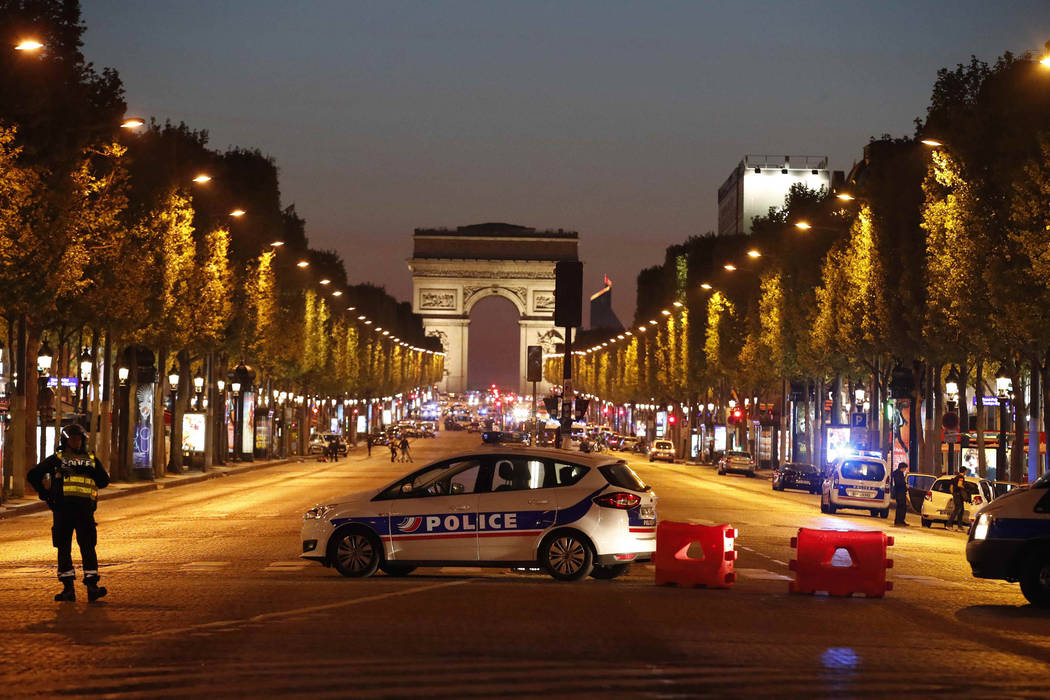 Two police officers killed in Paris shooting