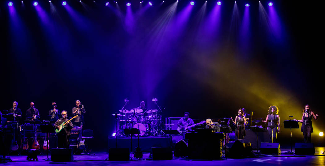Steely Dan's complex jazz-rock keeps fans unusually studious by Las Vegas standards, yet an old-Vegas hepcat vibe makes the band's Venetian residency a natural. (Erik Kabik Photography)