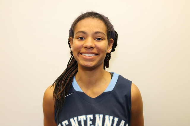 Bailey Thomas, Centennial (5-9, G): The senior was a first-team All-Northwest League selection. Thomas averaged 9 points, 4 rebounds, 4 steals and 3 assists per game in helping the Bulldogs to the ...