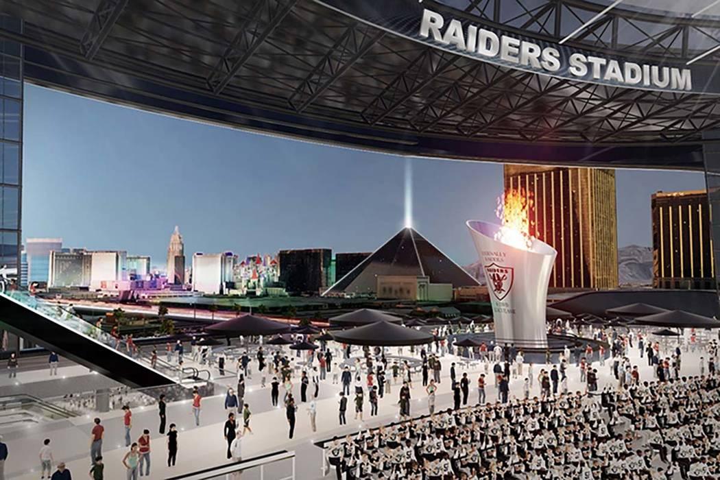 Room Tax Revenue For Las Vegas Raiders Stadium Ahead Of