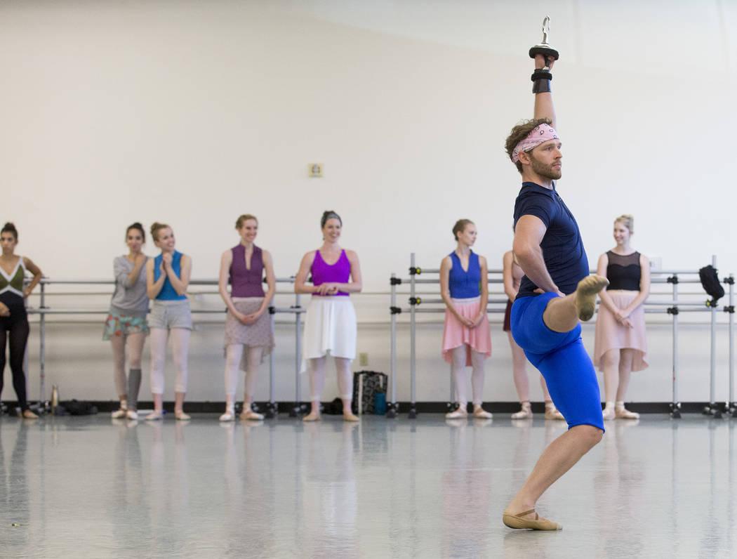 adult dance classes in las vegas