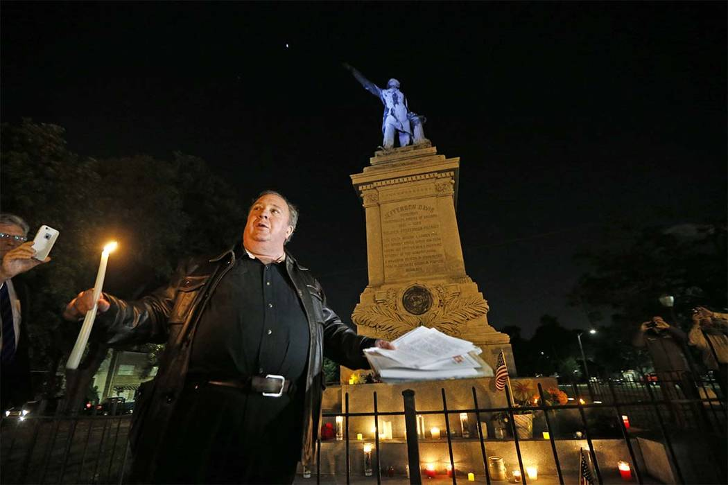 Confederate Memorial Day: New Orleans Begins Removing Confederate Monuments