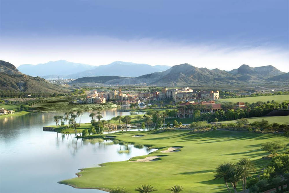 The Lake Las Vegas community brings to its natural beauty five premier homeownership opportunities with amenities that include a new private sports club, lakeside recreation, and conveniently loca ...