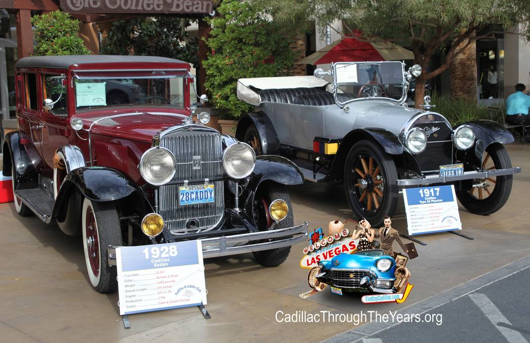 Cadillac Car Show Set For Sunday At Town Square Las Vegas Review - Car show las vegas
