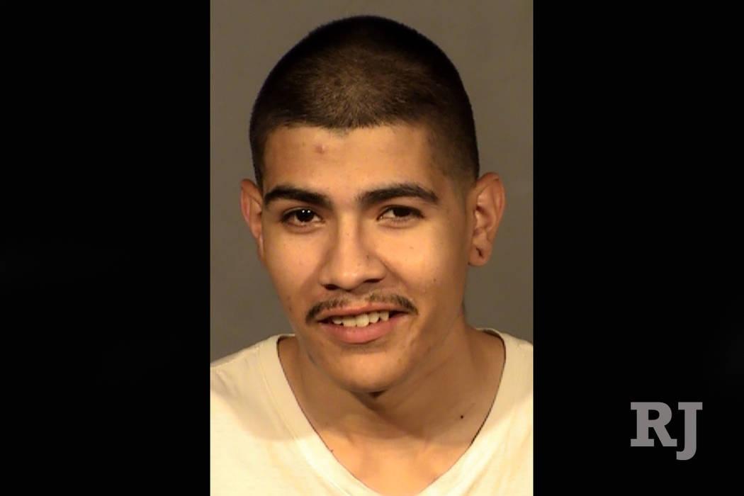 Andres Garcialeal. Las Vegas Metropolitan Police Department