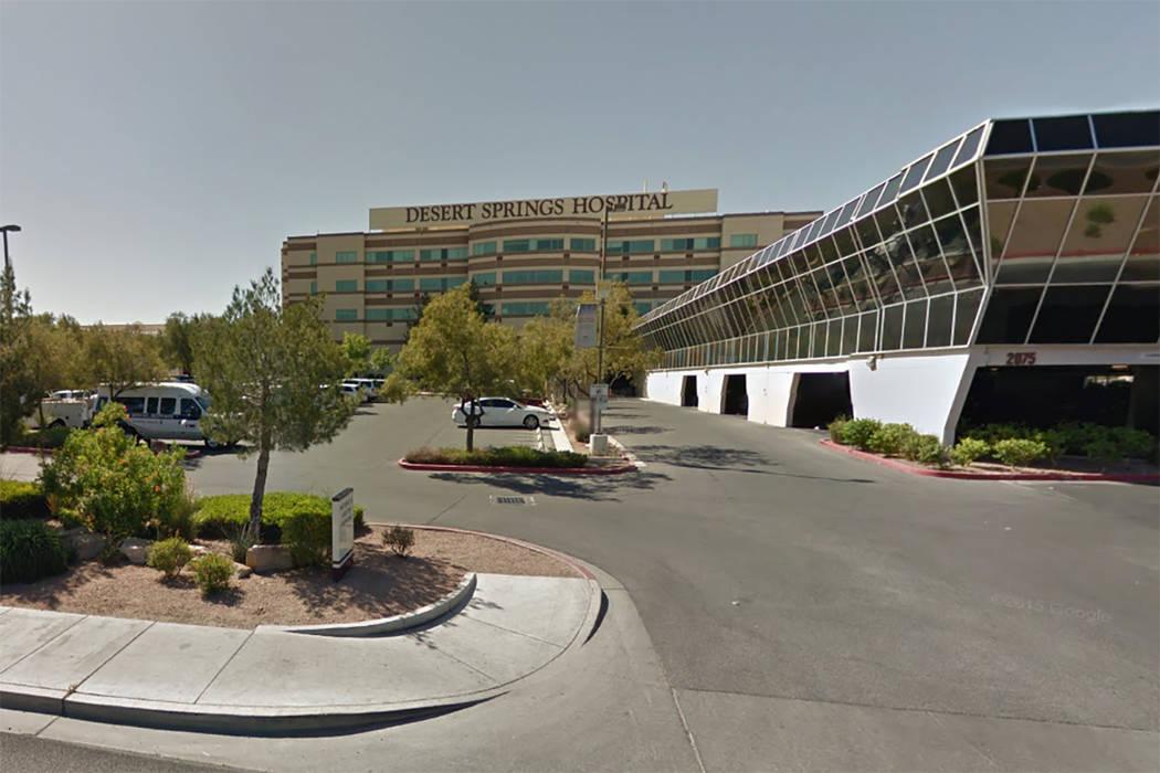 Desert Springs Hospital (Google StreetView)