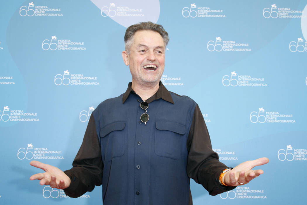 Director Jonathan Demme poses for photographers during a photocall at the Venice Film Festival September 3, 2008. Demme has died at age 73 of esophageal cancer and complications from heart disease ...