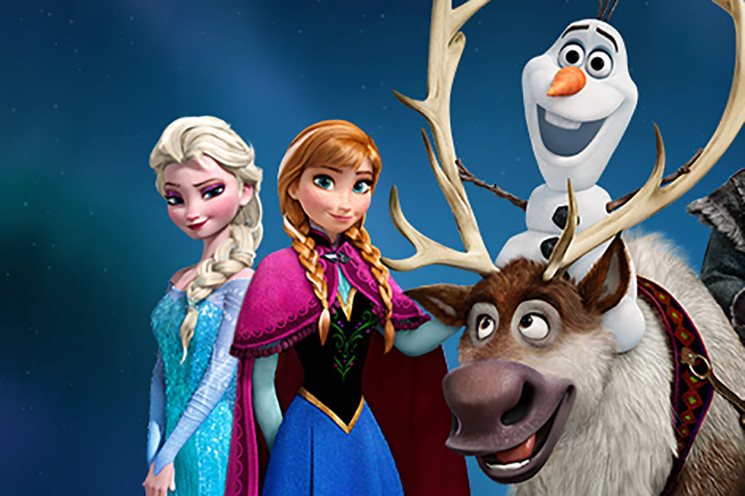 Disney s frozen 2 hits theaters november 2019 las vegas review journal - Frozen anna disney ...