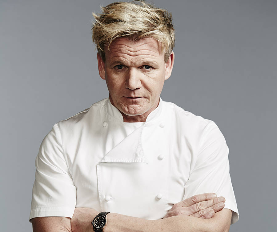 Gordon Ramsay To Create 'Hell's Kitchen' Experience At