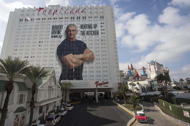 tropicana hotel casino las vegas