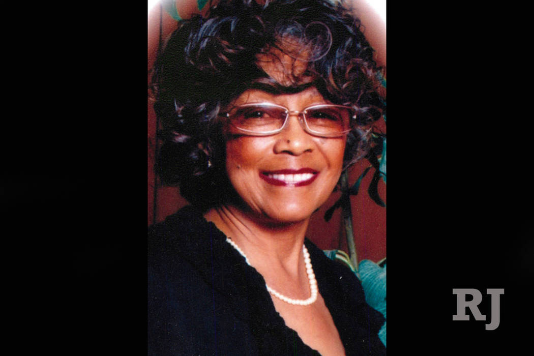 Lois Bolden, the wife of Larry C. Bolden, the first black man to reach the rank of deputy chief with Las Vegas police. Seventeen years after his death, she remains a pillar of the Historic Westsid ...