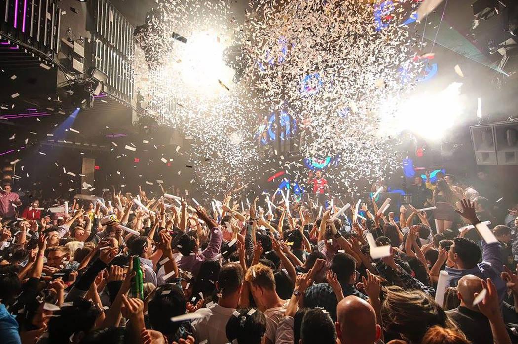 Marquee Nightclub at The Cosmopolitan of Las Vegas (Marquee Las Vegas/Facebook)