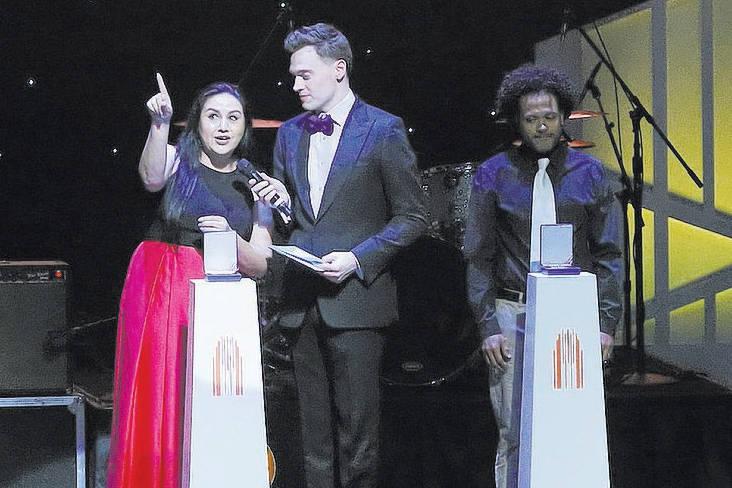 Public Educators Honored At Heart Of Education Awards Las Vegas