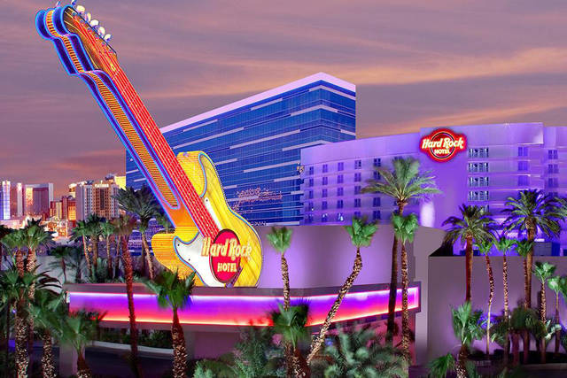 Hard Rock Cafe Las Vegas Wedding