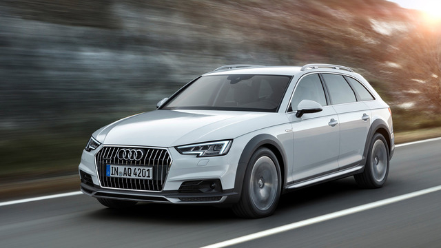 COURTESY AUDI Most buyers will go for the Q5 tall wagon over the similarly priced Allroad, mostly because tall wagons are in vogue right now. The Allroad is still pretty hip with its hiked up ride ...