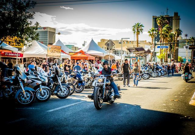 COURTESY The Las Vegas BikeFest will be held Sept. 29 through Oct. 2.