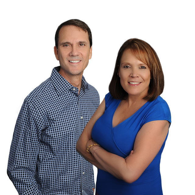 Siblings Robin and Robert Smith of Smith Team at Keller Williams Realty Las Vegas head the Nevada Builder Trade In Program, which assists homeowners in selling their current home while purchasing  ...
