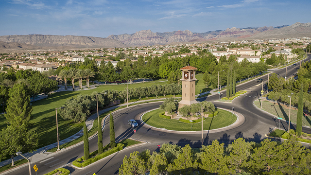 Summerlin was the country's No. 5 best-selling master-planned community in 2016, according to RCLCO, a leading national real estate consultant that has ranked sales of MPCs since 1994. The commu ...