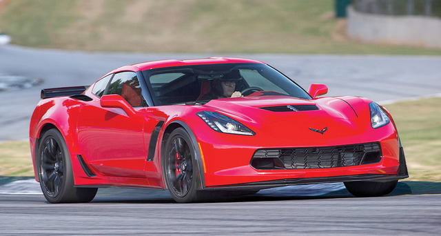 COURTESY CHEVROLET The 650-horsepower 2016 Chevrolet Corvette Z06 is one of the most capable vehicles on the market, accelerating from 0 to 60 mph in only 2.95 seconds, achieving 1.2 Gs in corneri ...