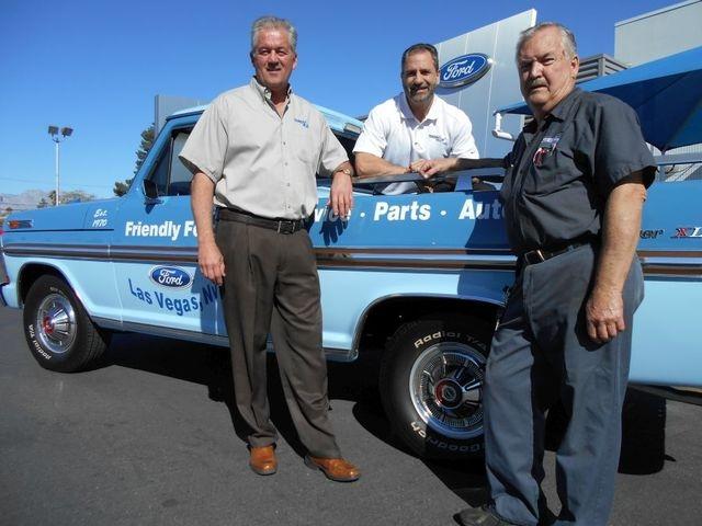 Friendly Ford Celebrates 46 Years Las Vegas Review Journal