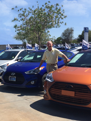 COURTESY Charles Levy is the general manager of Henderson Hyundai Superstore in Henderson