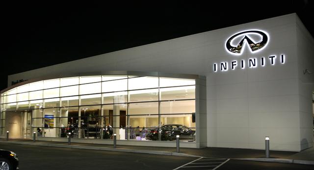 Infiniti Car Dealership Las Vegas