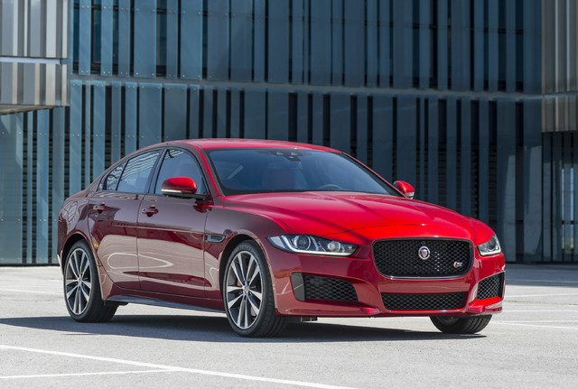 luxury car journal entry  Jaguar XE provides entry-level luxury – Las Vegas Review-Journal