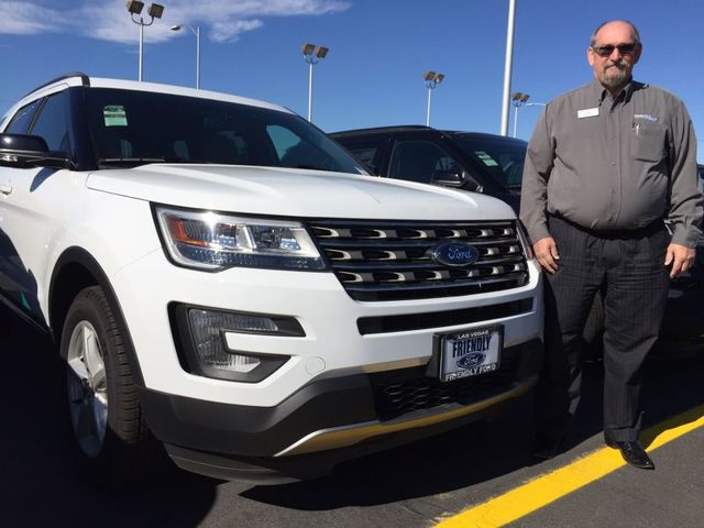 Friendly Ford Hits Home Run With The 17 Explorer Xlt