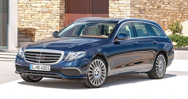 The Mercedes-Benz All Terrain, which is based on its E-Class wagon, is scheduled to go on sale in 2017.