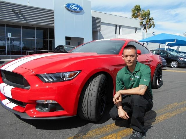 Mustang Fever Headlines Friendly Ford Las Vegas Review