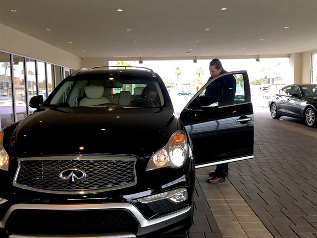 Infiniti Car Dealership Las Vegas