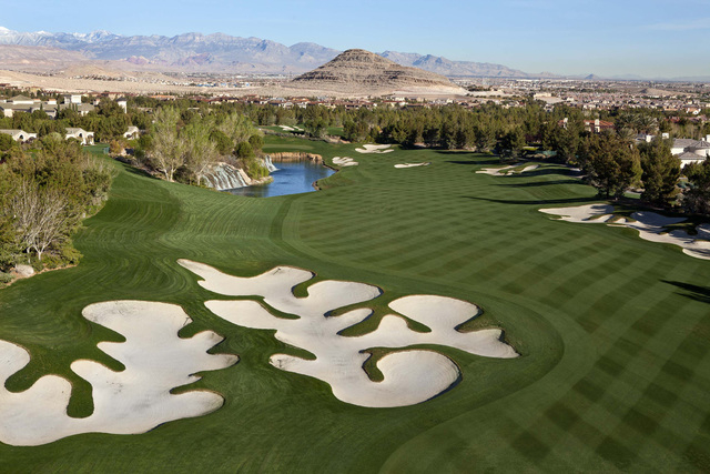 Southern Highlands offers resort-style amenities, such as its golf course and club. (ADVERTISING FEATURE)