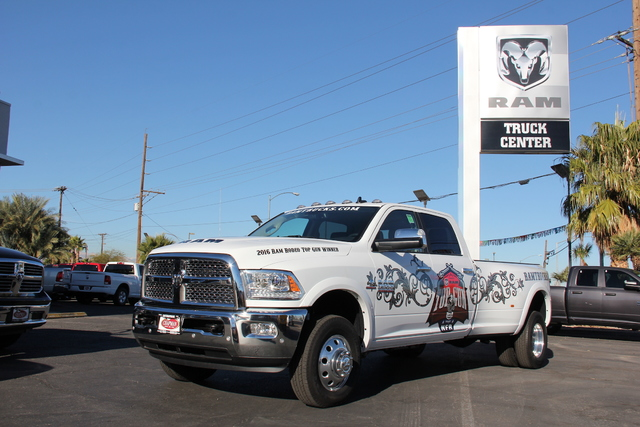 Chapman Dodge Chrysler Jeep Ram Ropes In Cowboys During