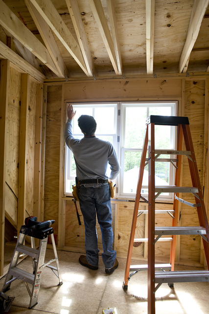 Rather than getting a loan to build a house and then a mortgage on the finished home, you could apply for a construction-to-permanent loan. In this case, the construction loan gets rolled into a t ...