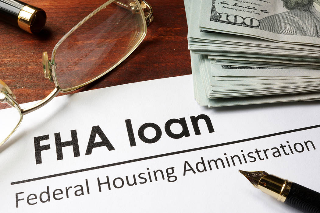 An FHA loan is a mortgage insured by the Federal Housing Administration. (Thinkstock)