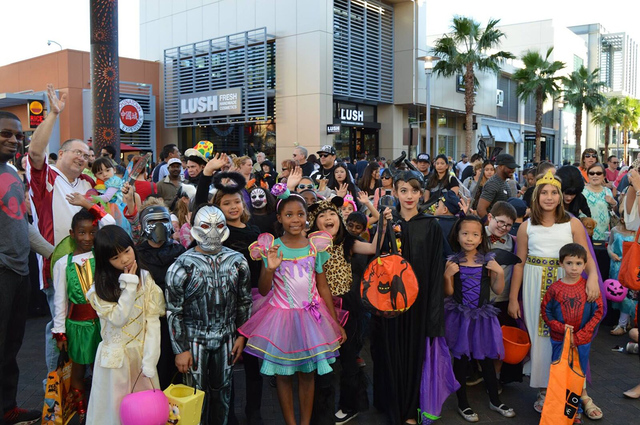 Downtown Summerlin will hold Halloween events. (Courtesy)