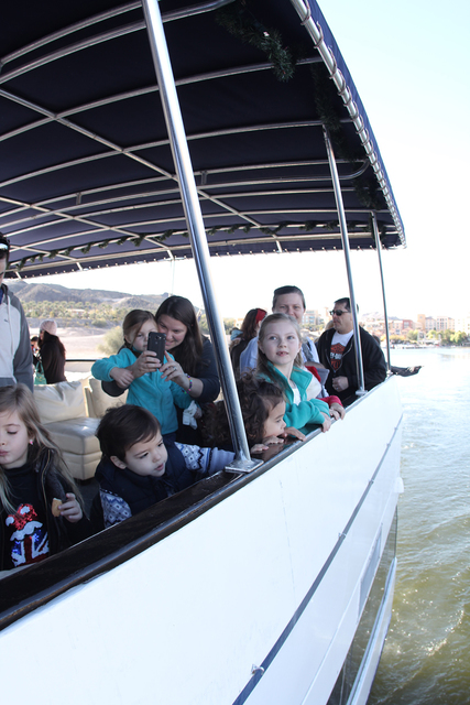 The Haunted Pirates Cruise for kids will sail at 6 p.m. on Oct. 28 and features fun and spooky surprises. (Courtesy Josh Metz)