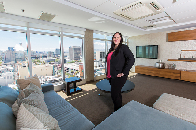 Jennifer Brunston, general manager for First Service Residential, works closely with The Ogden team to ensure residents enjoy resort-inspired lifestyles. Luxury resident amenities include full-ser ...