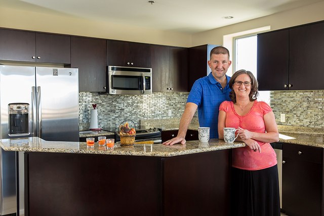 Ron and Shannon Bahra, California natives, recently planted roots in the valley when they purchased their dream home at One Las Vegas. They enjoy the community's luxury amenities, accessibility  ...