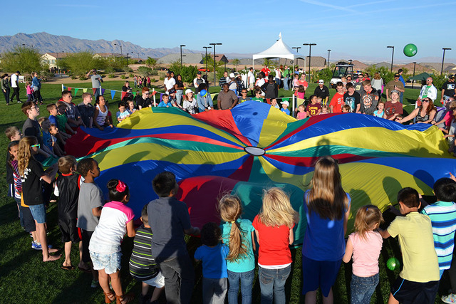 An obstacle course is just one of the activities at the Family Fun Festival at Providence's Knickerbocker Park to be held April 1, 5-8 p.m. (PROMOTIONAL)