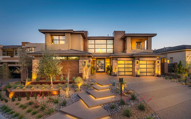 William lyon opens lake las vegas neighborhood las vegas for American home builders reviews