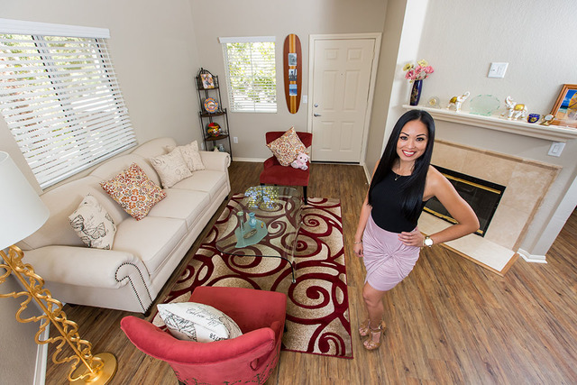 Layla Lox purchased her dream home at Spanish Palms and enjoys coming home to her two-bedroom residence, in between traveling as a DJ with Princess Cruises. She loves the community's guard-gated ...