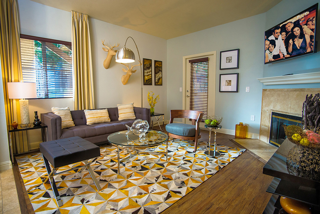 Spanish Palms offers a selection of spacious floor plans, many which feature upgraded appliances, granite countertops and attached one- and two-car garages. There are three financing programs to h ...