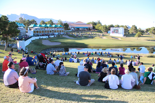 The PGA TOUR brings its FedExCup tournament, The Shriners Hospitals for Children Open, to TPC Summerlin, Oct. 31 – Nov. 4. The event, now in its 34th year in Las Vegas and its 24th year at TPC S ...