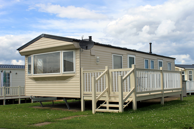 A Manufactured Home Is Factory Built Which Constructed On Permanent Chis