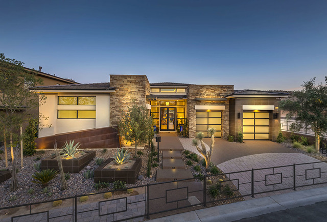 "Lago Vista by William Lyon Homes in Lake Las Vegas has been called ""the epitome of village living"" in Executive Golfer Magazine and won the 2016 Silver Nugget Award as ""Community of the Year ..."