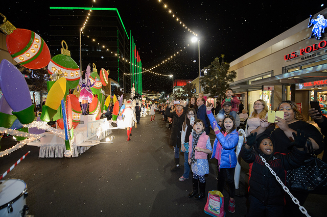 Downtown Summerlin's annual holiday parade opens Nov. 18 and takes place at 6 p.m. for 17 nights: Nov. 18, 19, 25, 26; Dec. 2, 3, 9, 10 and nightly Dec. 16 – 24.  This free event is open to th ...