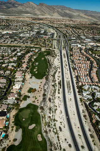 Summerlin came in fourth in the nation in terms of home and lot sales during the first six months of 2016, according to RCLCO, a housing consultant that surveys master plans around the country. (C ...