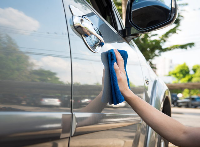 THINKSTOCK Frequent washings help reduce the build up of sand, which can have harmful effects on the paint on your car and wear it down more quickly.