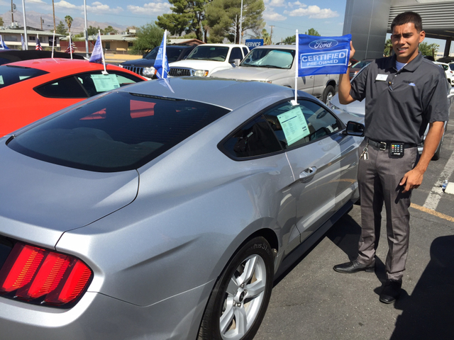 Friendly Ford S Certified Pre Owned Program Provides